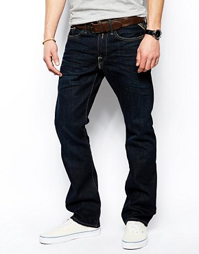 Image 1 ofReplay Jeans Waitom Straight 3D Rinse