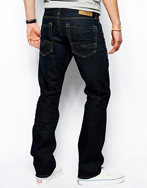 Image 2 ofReplay Jeans Waitom Straight 3D Rinse