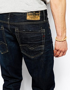 Image 4 ofReplay Jeans Waitom Straight 3D Rinse