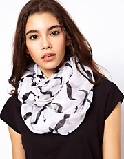 ASOS Moustache Snood