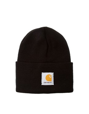 Image 1 ofCarhartt Acrylic Watch Beanie Hat