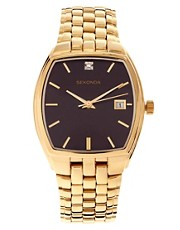Sekonda Gold Watch