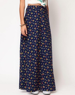 Image 4 ofRiver Island A-Line Maxi Skirt