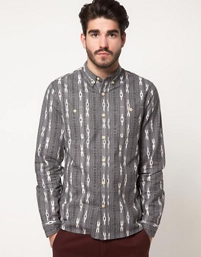 Image 1 ofASOS Ikat Shirt