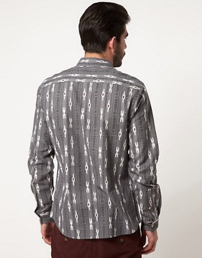 Image 2 ofASOS Ikat Shirt