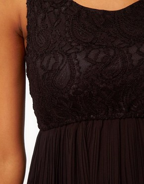 Image 3 ofGlamorous Lace Top Skater Dress