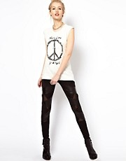 Kill City Strapped Leggings