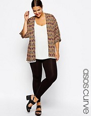 ASOS CURVE Exclusive Full Length Legging