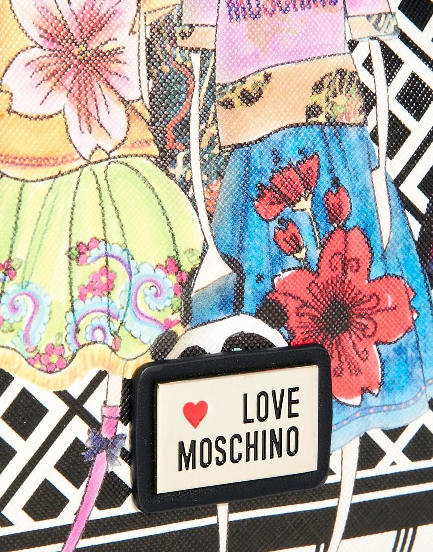 Image 4 ofLove Moschino Charming Girls Bowling Bag