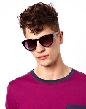 Image 3 ofQuay Eyewear Round Sunglasses