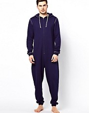 Chelsea Peers Navy Onesie