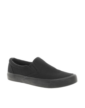 Image 1 ofASOS DIXON Slip On Trainers