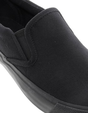 Image 2 ofASOS DIXON Slip On Trainers