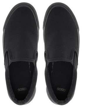 Image 3 ofASOS DIXON Slip On Trainers