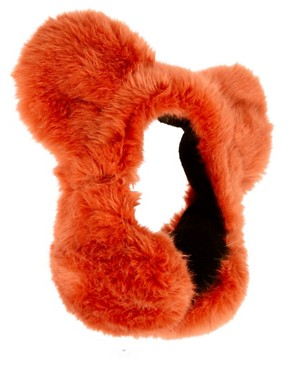 Image 2 ofRiver Island Bear Ear Muffs