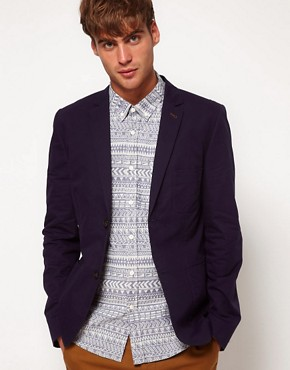 Image 1 ofRiver Island Cruise Blazer