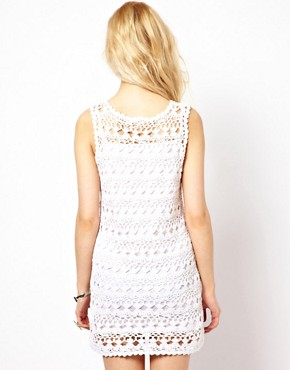 Image 2 ofTripp NYC Crochet Dress