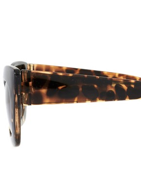 Image 4 ofASOS Mix Frame Cat Eye Sunglasses