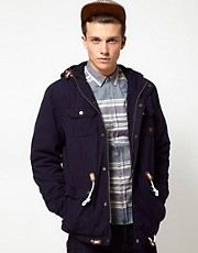 Solid Jacket with Four Pockets