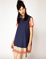 House of Holland Americana Tee Dress