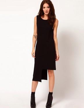 Image 1 ofJust Female Asymmetric Dress