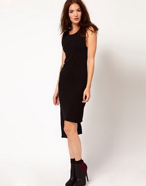 Image 4 ofJust Female Asymmetric Dress
