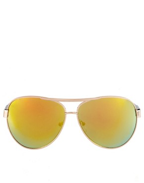 Image 2 ofASOS Classic Retro Aviator Glasses