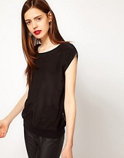Maurie &amp; Eve Coco Silk T-Shirt