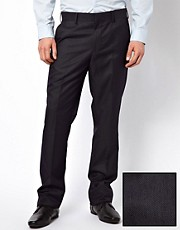 French Connection Suit Pants Tom Tonic