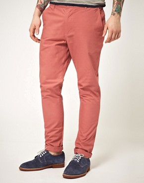 Image 1 ofASOS Slim Fit Chinos