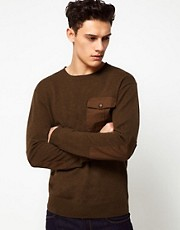 French Connection Wool Crew Jumper