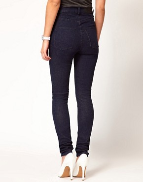 Image 2 ofCheap Monday High Waist Skinny Jeans