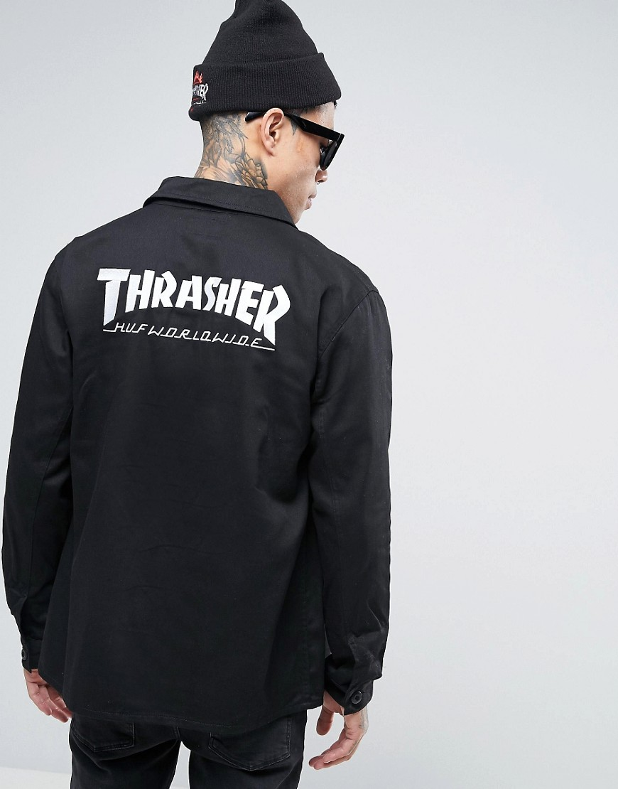 huf-x-thrasher-chore-jacket-black