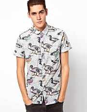 Cuckoos Nest Allover Shirt