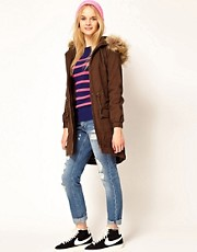 A Wear Casual Parka