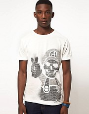 Joystick Junkies T-Shirt Skull