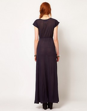 Image 2 ofWildfox True Love Piper Maxi Dress