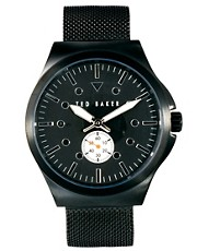 Ted Baker Mesh Strap Watch TE3040