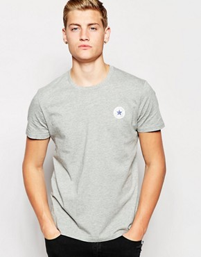 Converse T-Shirt With Chest Logo