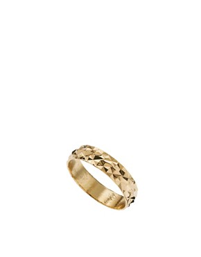 Image 1 ofSusan Caplan Exclusive For ASOS Vintage Top Finger Ring