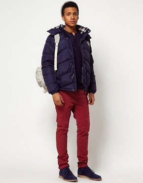 Image 4 ofHilfiger Denim Jacket with Detachable Hood