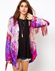 Somedays Lovin Kaftan In Mystics Tie Dye