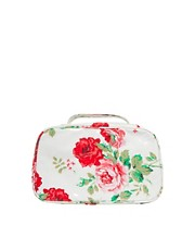 Cath Kidston New Rose Bouquet 2 Fold Washbag
