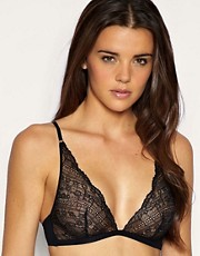 Calvin Klein Envy Lace Triangle Bra