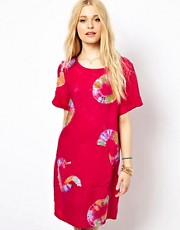 Ruby Rocks Pocket Shift Dress