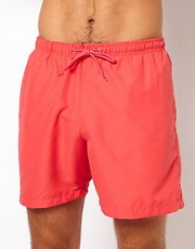Franks Crimson Swim Shorts