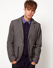Peter Werth Herringbone Blazer