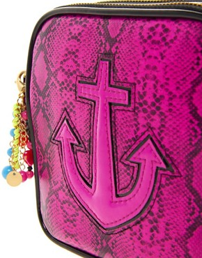 Image 4 ofPauls Boutique Nancy Anchor Cross Body