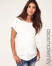 ASOS Maternity Boyfriend T-Shirt