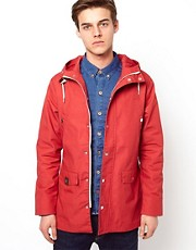 Revolution Hooded Leif Jacket